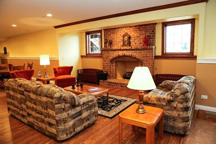basement-fireplace
